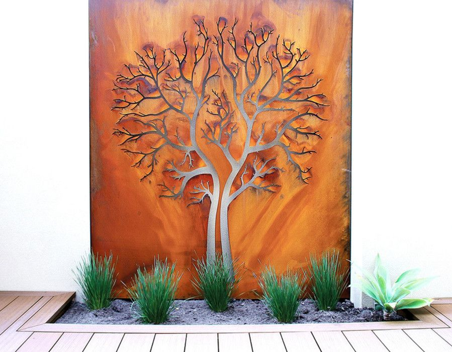 Perfect Garden Wall Art Perth