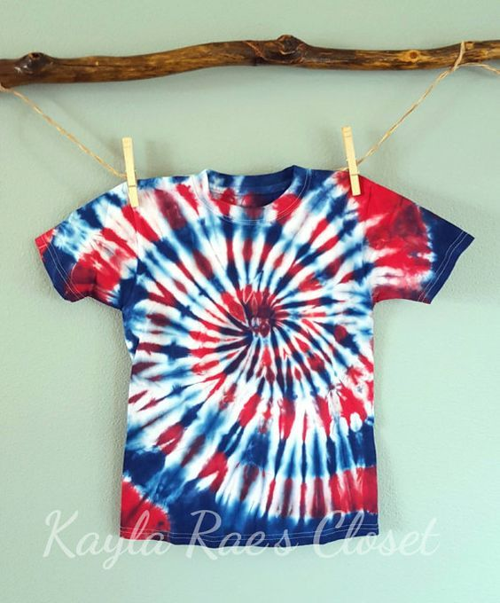Check out this item in my Etsy shop https://www.etsy.com/listing/272315870/4th-of-july-tie-dye-t-shirt-gift-for