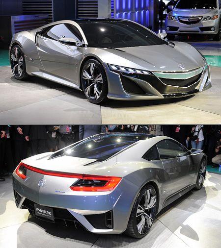 New Acura NSX :) Love!