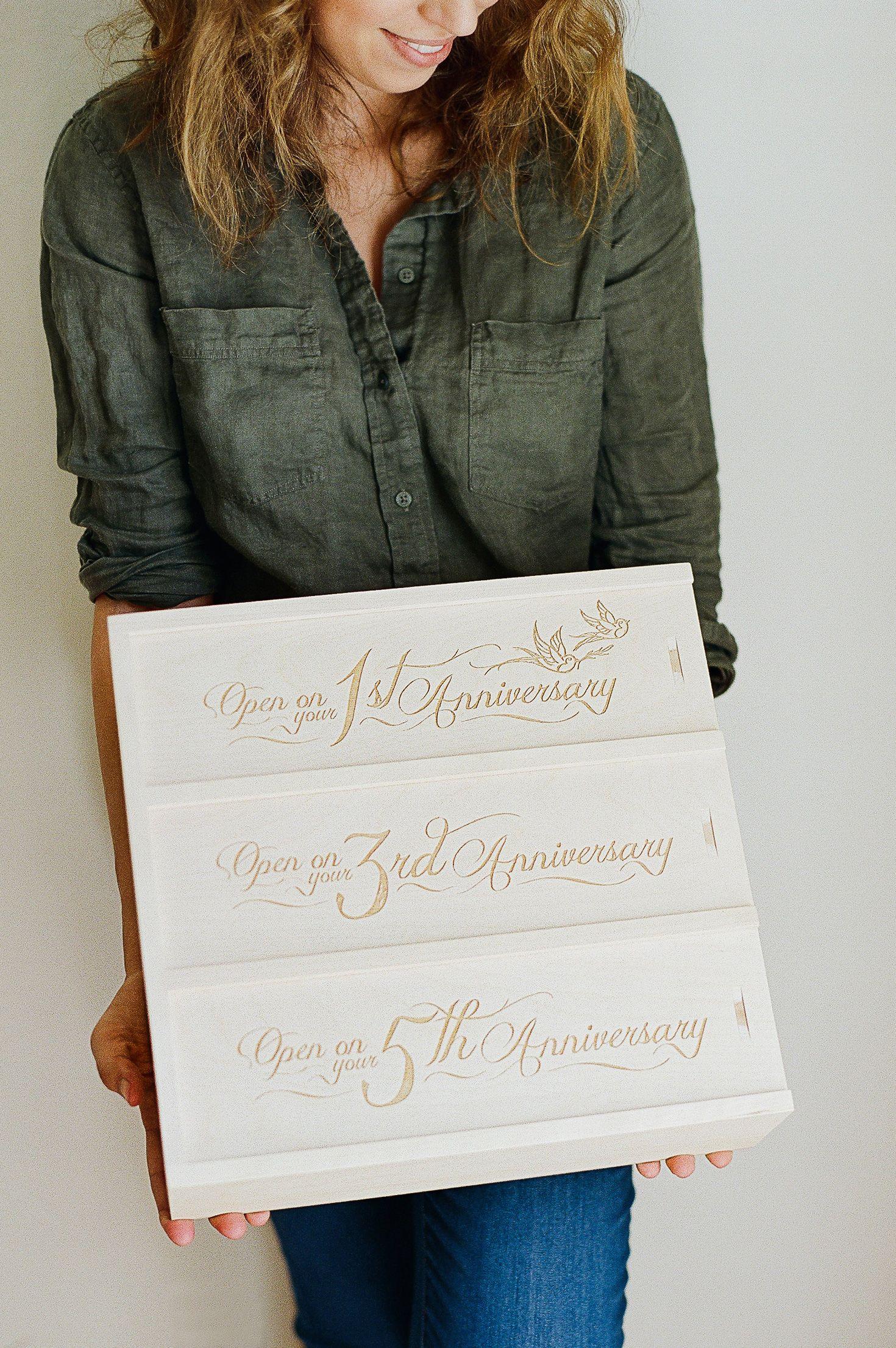 Dorable Wood Wedding Anniversary Gifts Pattern - Wedding Idea 2018 ...