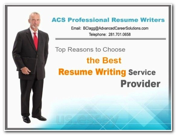 The best resume writing services