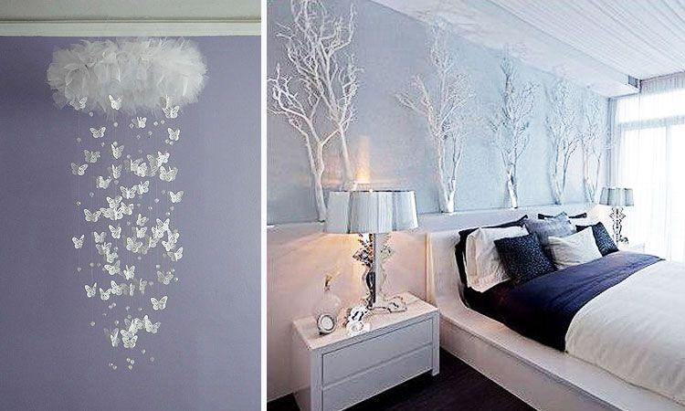Decoraci n frozen para habitaciones infantiles for Pinterest habitaciones