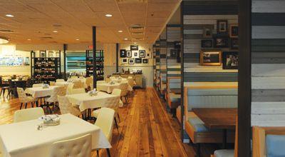 Liberty Kitchen Oysterette Restaurant Interior Tastemaker