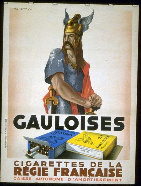 Cigarettes Gauloises