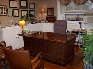 Reception Desk Organization Ideas