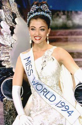 Aishwarya Rai Miss World 2004 Beautiful Indian Actress Most Beautiful Indian Actress Miss World