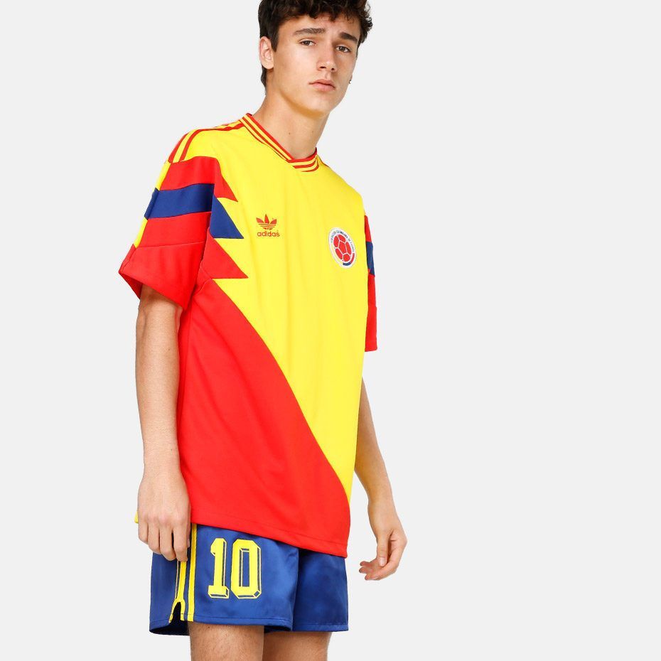 New Mens Colombia Soccer Jersey 2018 Mashup Adidas Originals XL World Cup  Discount Price 199.99 Free Shipping Buy it Now 3ec05439c