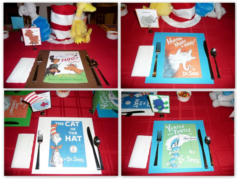 Invite and Delight: Having Fun...Dr. Seuss Style!