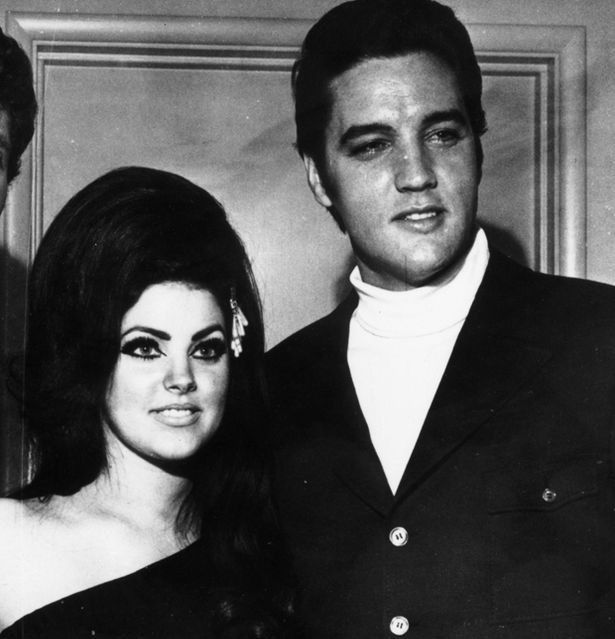 Elvis And Priscilla, Elvis Presley