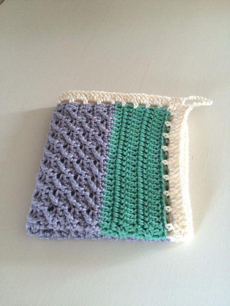 Handtuch haekeln (5) | Häkeln - crochet | Pinterest | Handtuch ...