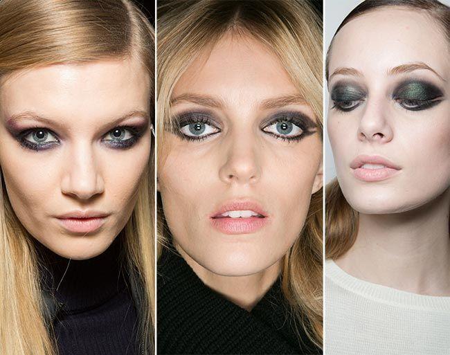 Fall/ Winter 2015-2016 Makeup Trends   Women's Fashion ...