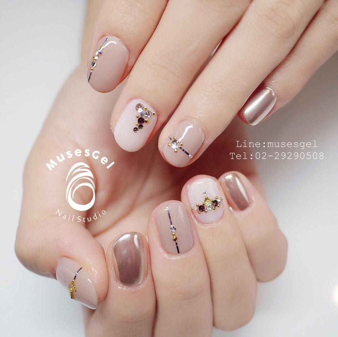 Musesgel Instagram 213 Nails Pinterest