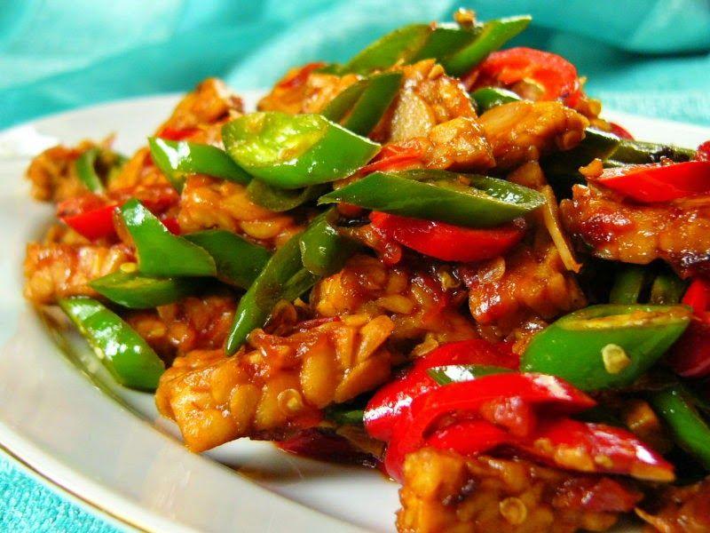 Resep Tumis Tempe Ttm Tips Trik Memasak Resep Masakan Indonesia Resep Masakan Masakan Indonesia