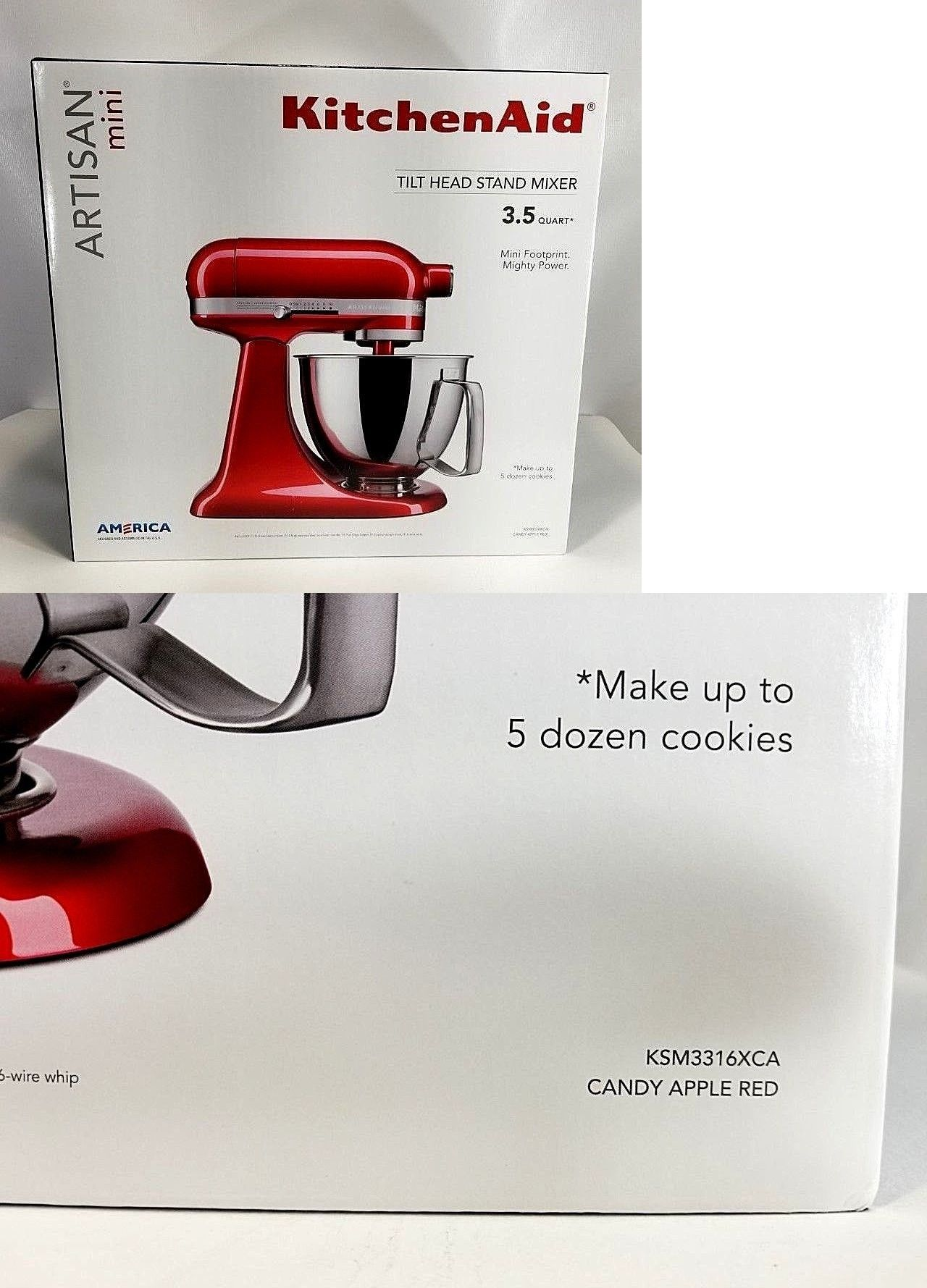 kitchenaid artisan mini 3.5 quart mixer