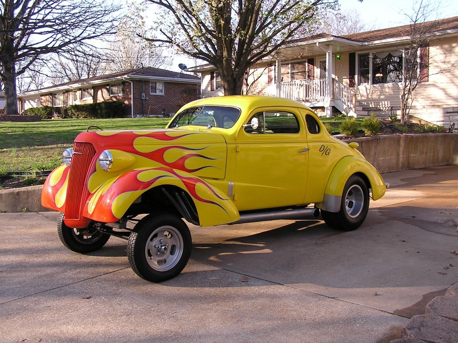 1937 Ford Sedan Delivery For Sale In Cadillac Michigan