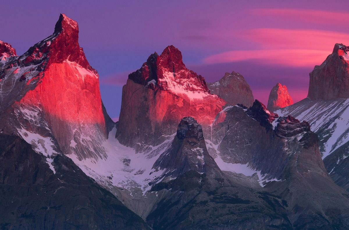 Torres Del Paine Image By Janice On The Big Wide World