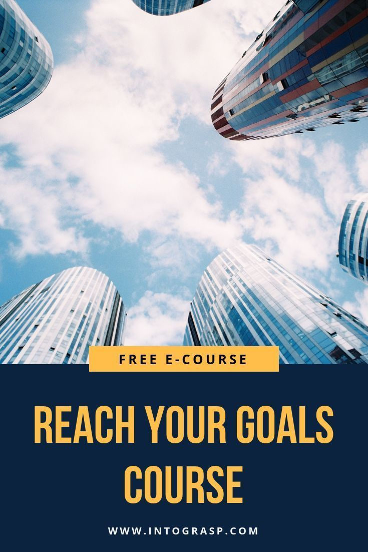 Click through for your free download! Get the course and discover how to reach your goals and how to be successful! Start It Now! #intograsp #goalsetting #hustle #workhard #dreambigworkhard #successfulpeople #discipline