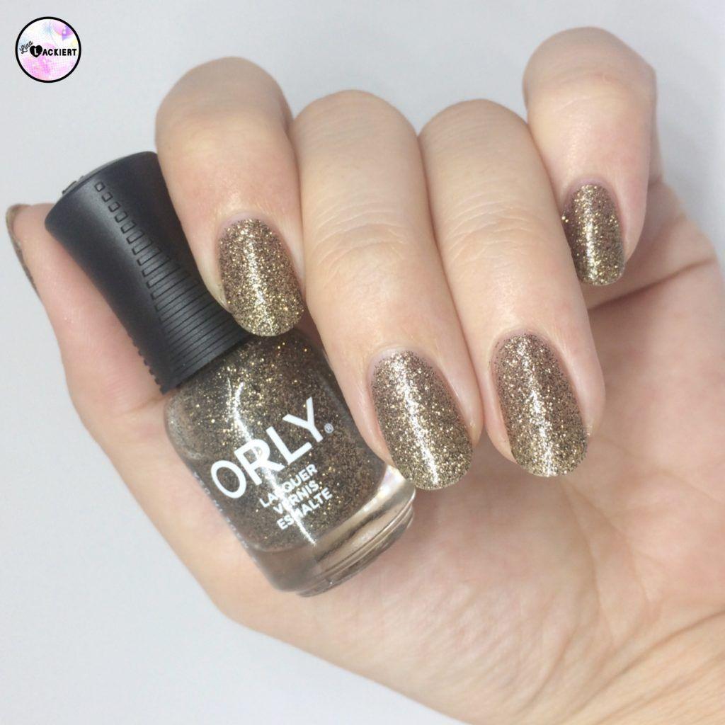 Glitter Nailpolish Orly Mulholland Collection | Orly | Pinterest