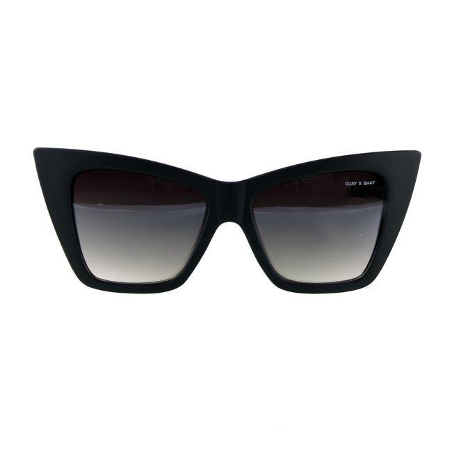 913c3c71ba Quay X Shay Mitchell Vesper Sunglasses in Matte Black