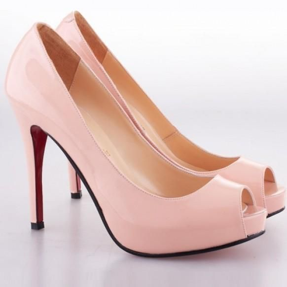1000  images about Pink/blush/champagne shoes on Pinterest  Satin