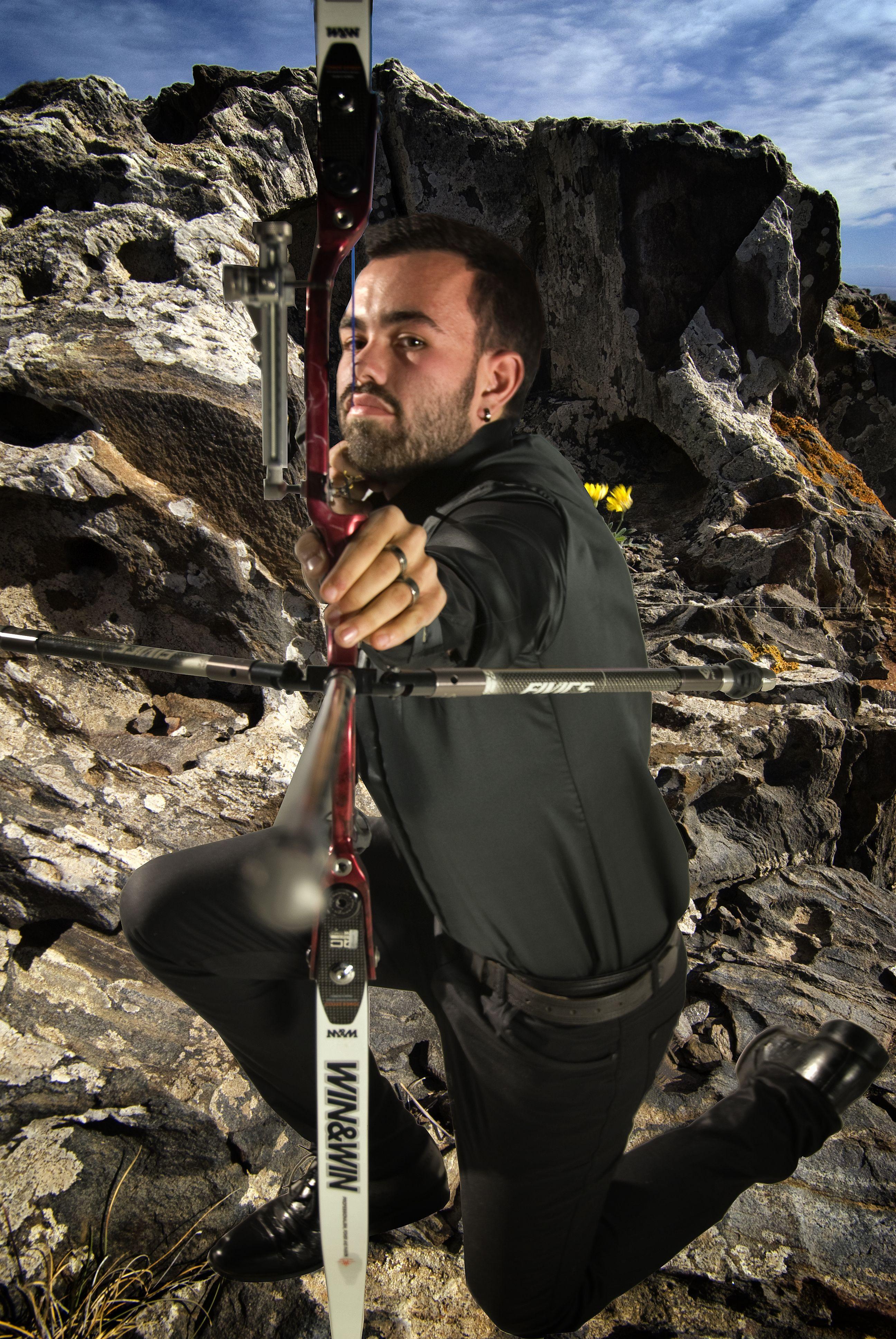 Roger Hermosilla - Tiro con Arco modalidad campo