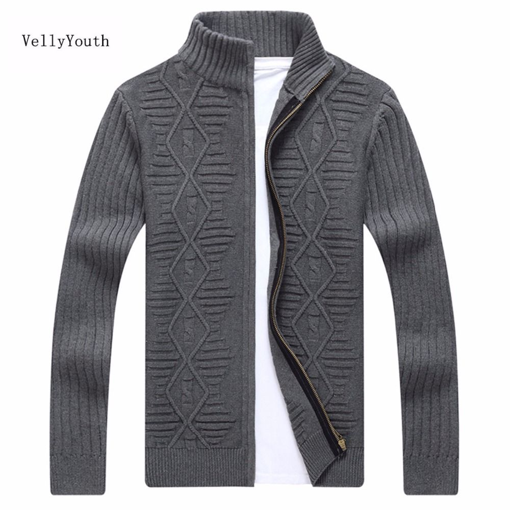 VellyYouth Brand Sweaters 2017 New Autumn Winter Sweaters Casual ...