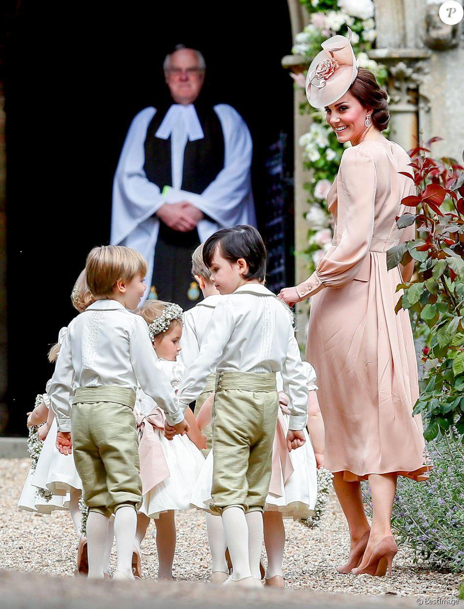 Robe Pippa Middleton Mariage De Kate