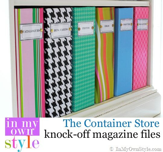 Charmant Home Office Organizing Tips. Cover Cardboard Boxes With Decorative Paper  And Add These Free Printable Labels With Them. Full Step By Step Tutorial  ...