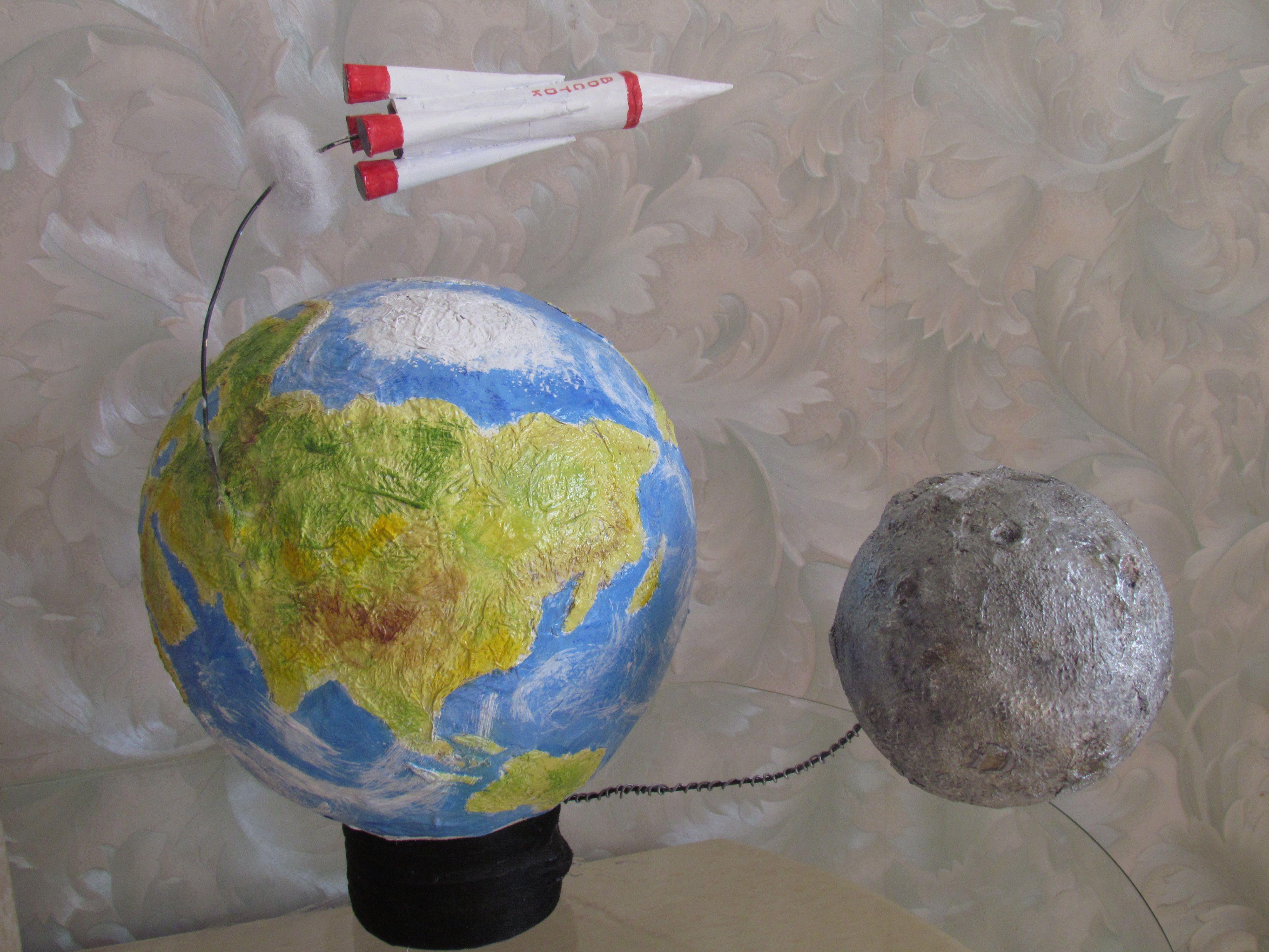 Макеты космоса своими руками фото 407