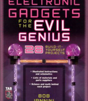 Electronic gadgets for the evil genius 28 build it yourself pdf electronic gadgets for the evil genius 28 build it yourself pdf solutioingenieria Gallery