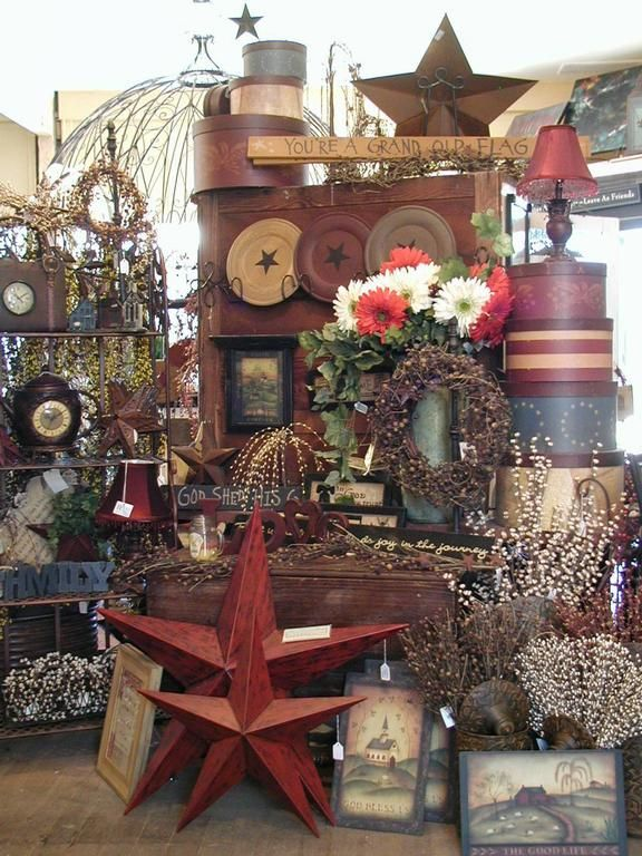 Americana Decor | Real Deals On Home Decor, Battle Ground WA 98604
