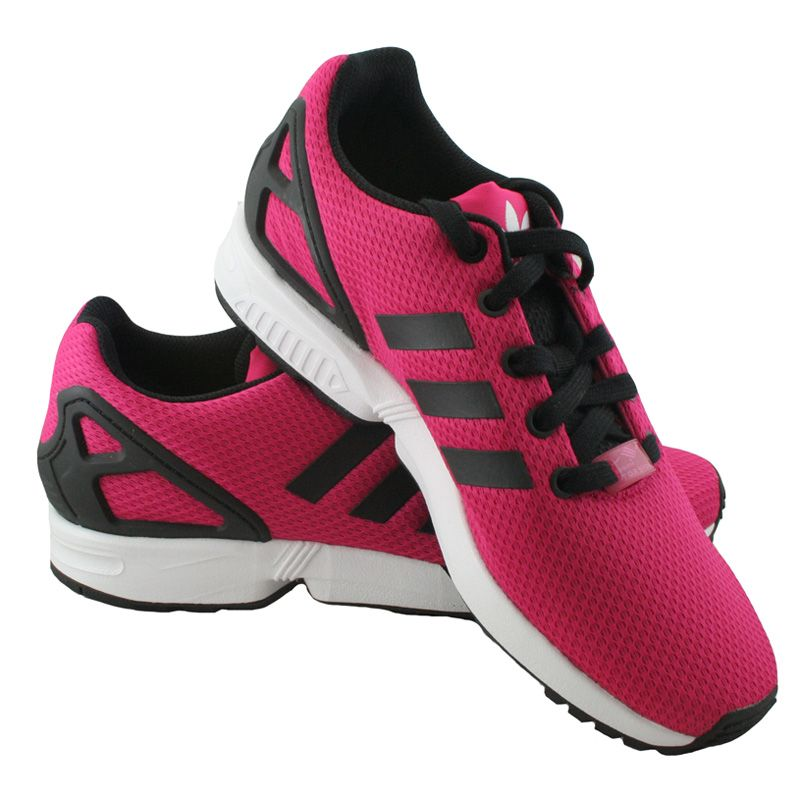 Adidas Zx Flux K M19387 Damskie Buty Sportowe Shoes Adidas Adidas Sneakers