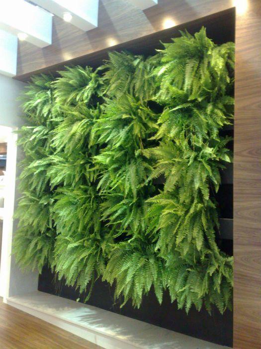 Jardines interiores modernos jardines peque os con - Decoracion de jardines con plantas ...