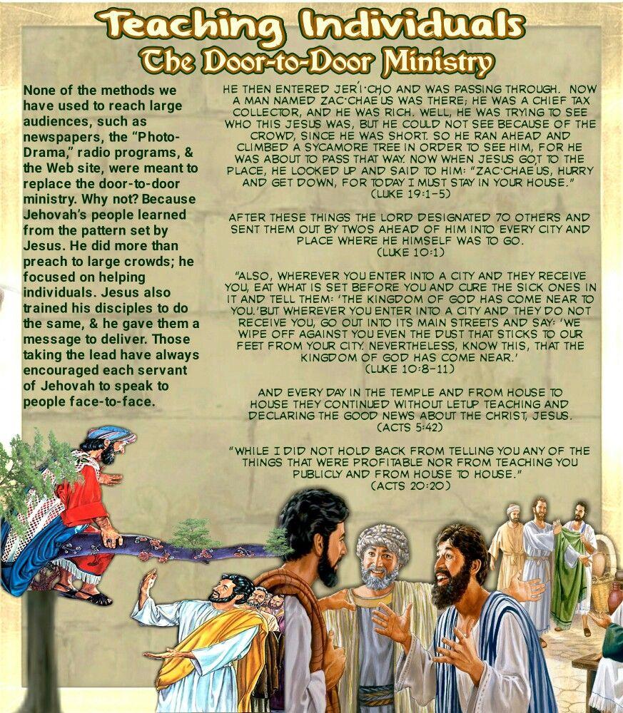 Teaching Iniduals//The Door-to-Door Ministry(Acts 2020  sc 1 st  Pinterest & Teaching Iniduals//The Door-to-Door Ministry(Acts 20:20)(Acts 5 ...