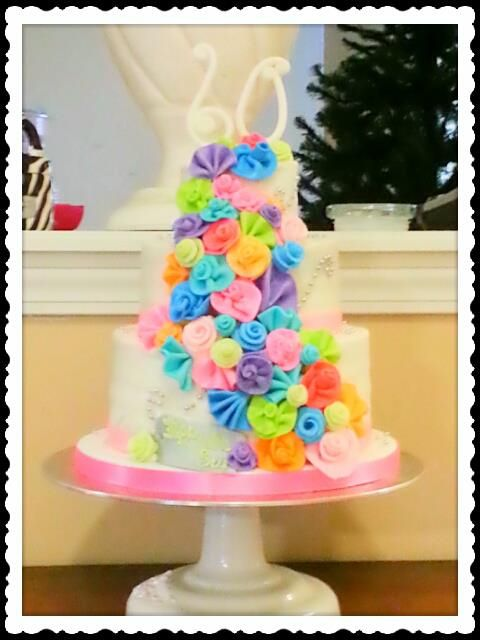 60th Birthday Cake For A Great Client Cake Cupcake