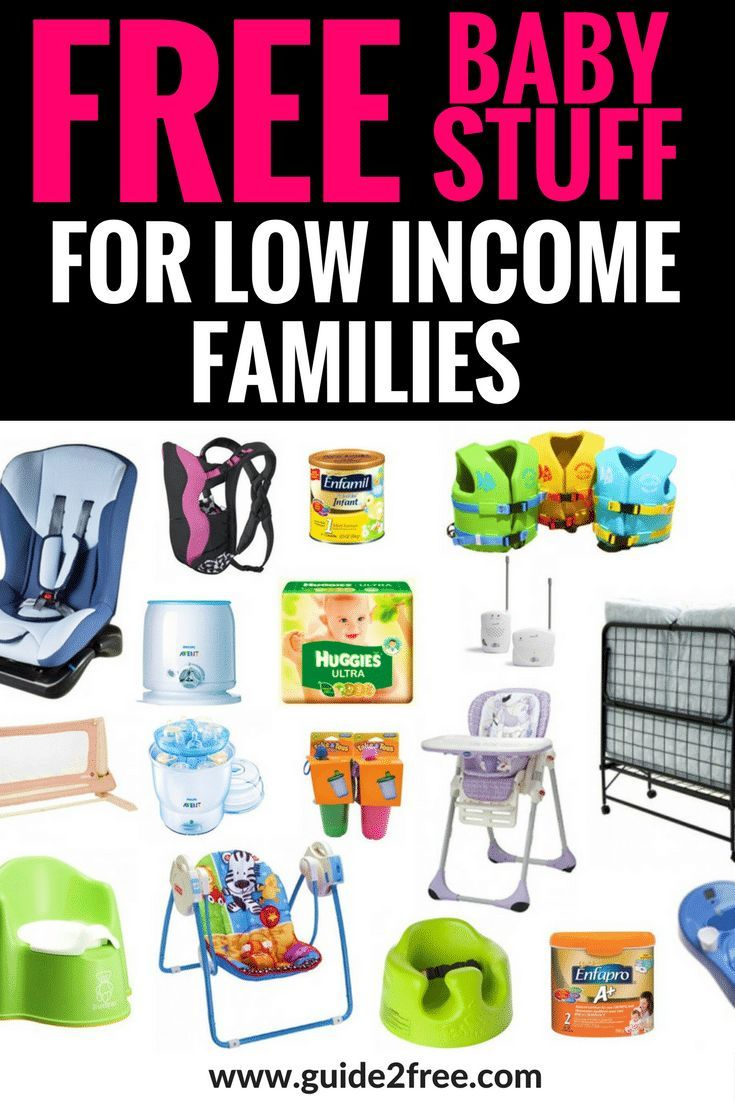 Free Baby Stuff For Low Income Families Free Baby Free