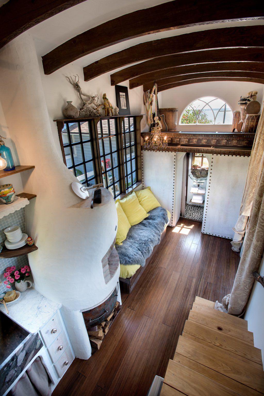 Gypsy Mermaid Tiny House Tiny house hehe Tiny house