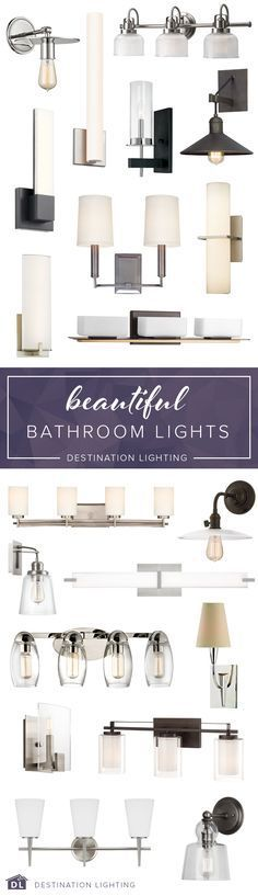 Photo of All the beautiful bathroom lighting you could dream of, all in one place. Check …