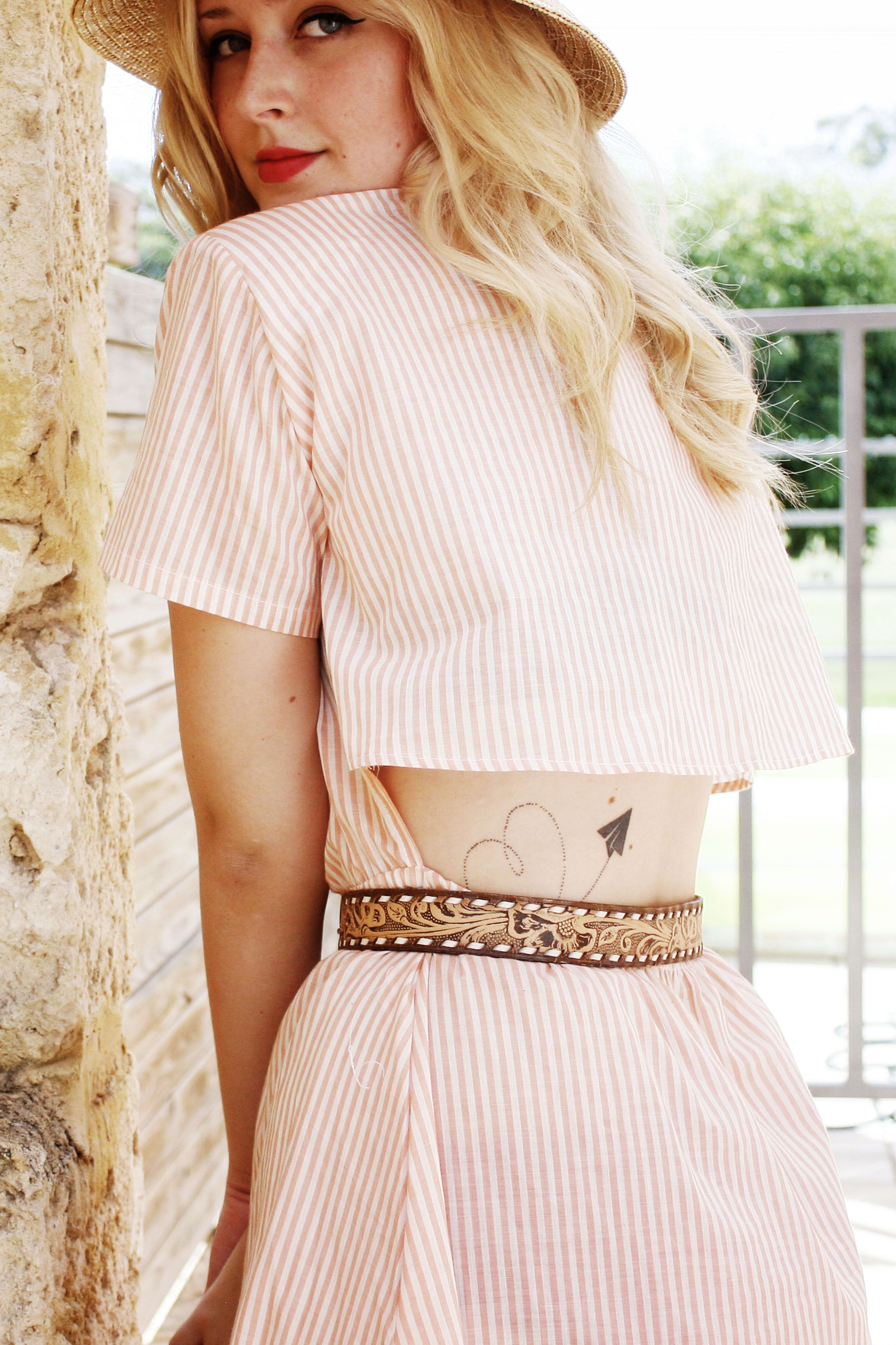 Cute tattoo ideas for lower back avion en papier vol  tattoo  pinterest  tattoo paper plane