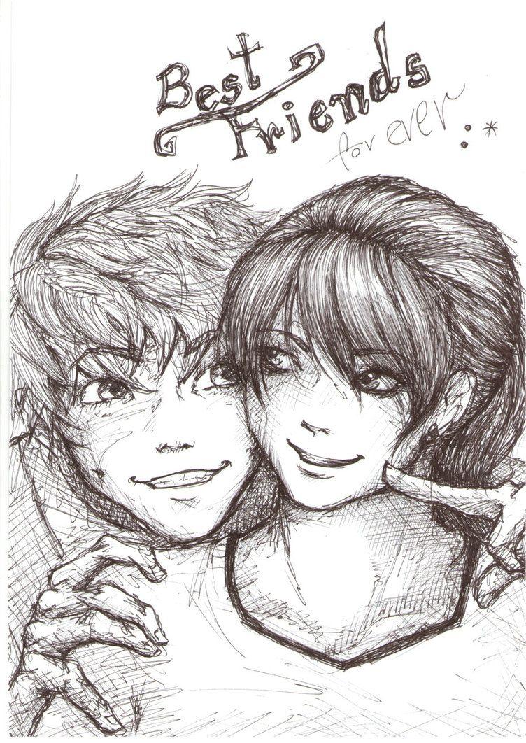 Best friends 4 ever by mishigo