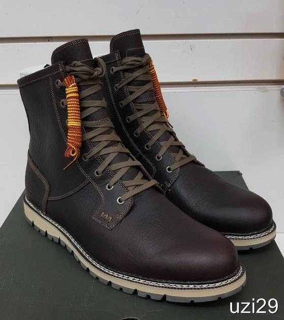 Boots Britton Hill Plain Brown TB0A17xy