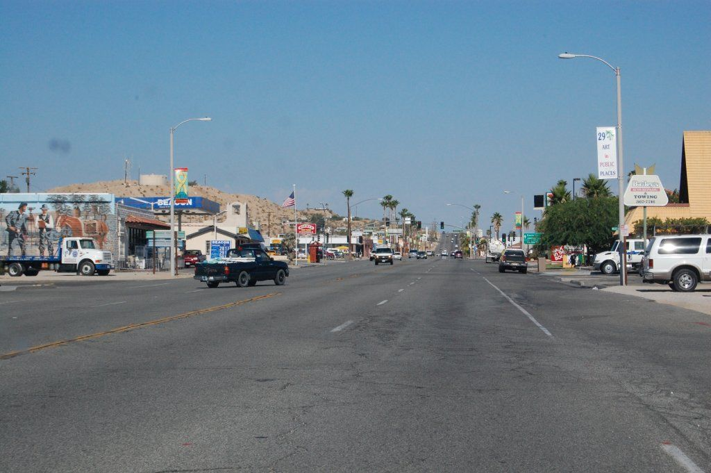 pictures of 29 palms california | Downtown Twentynine ...