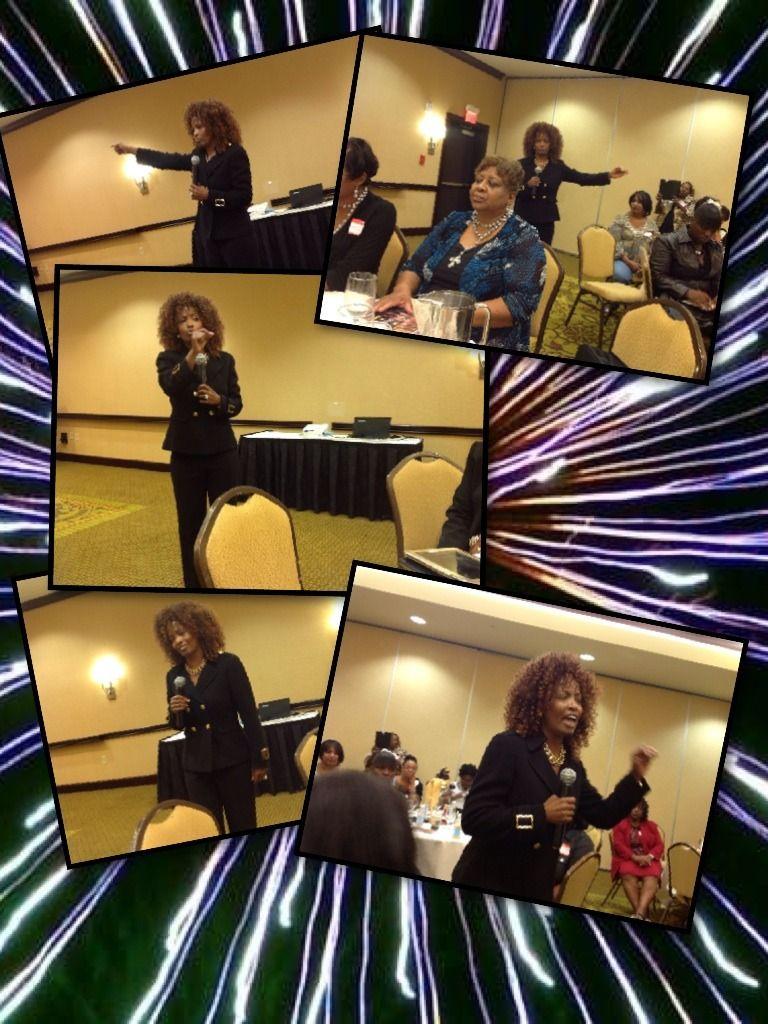 Tampa Bay, FL Super Saturday was incredible! Joyce Mosely