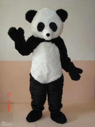 Something adult bear costume panda