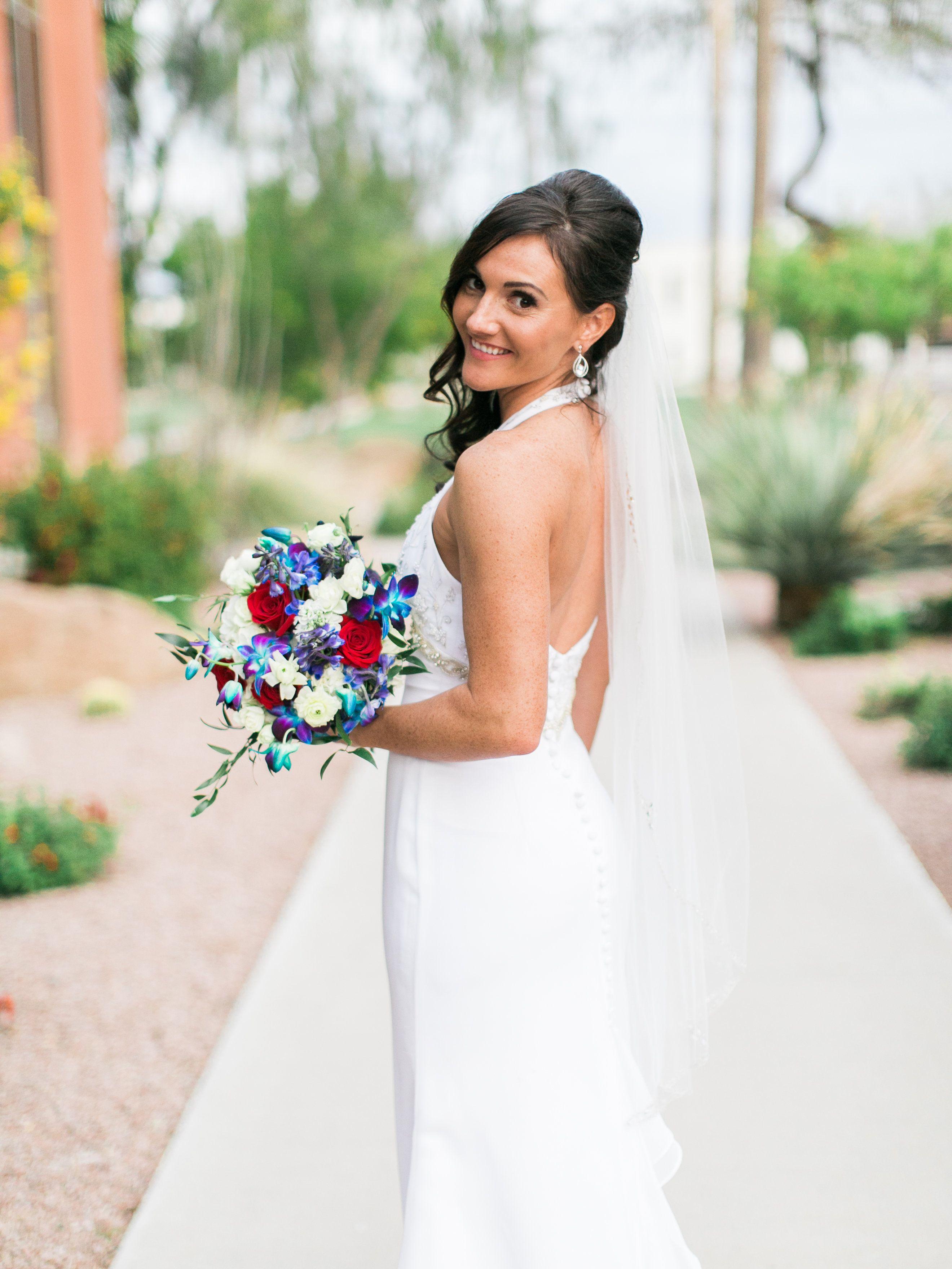 What a bride #soho63 #azwedding #weddingvenueinaz #weddingdress