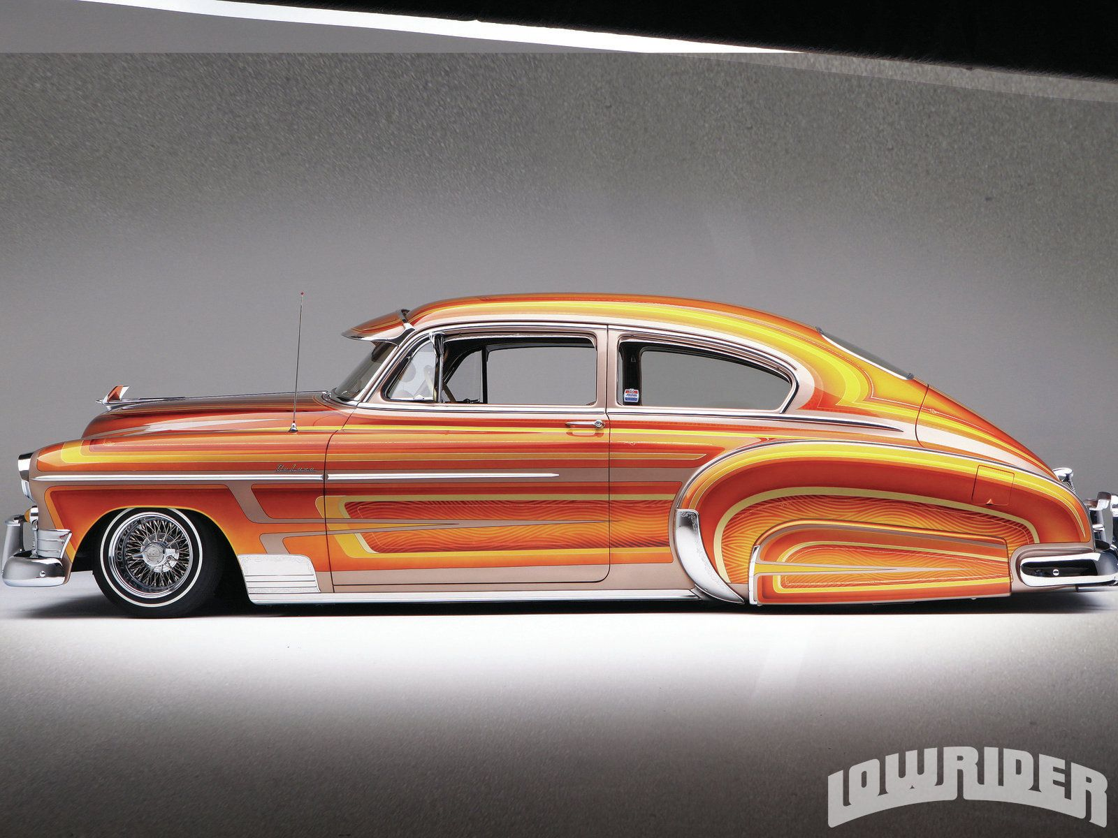 View This 1950 Chevrolet Fleetline Engine Photo 1 After A Life In American Motors Wiring Diagram Lowrider Magazine Beach Wagon Custom Cars Cadillac Motorcycles