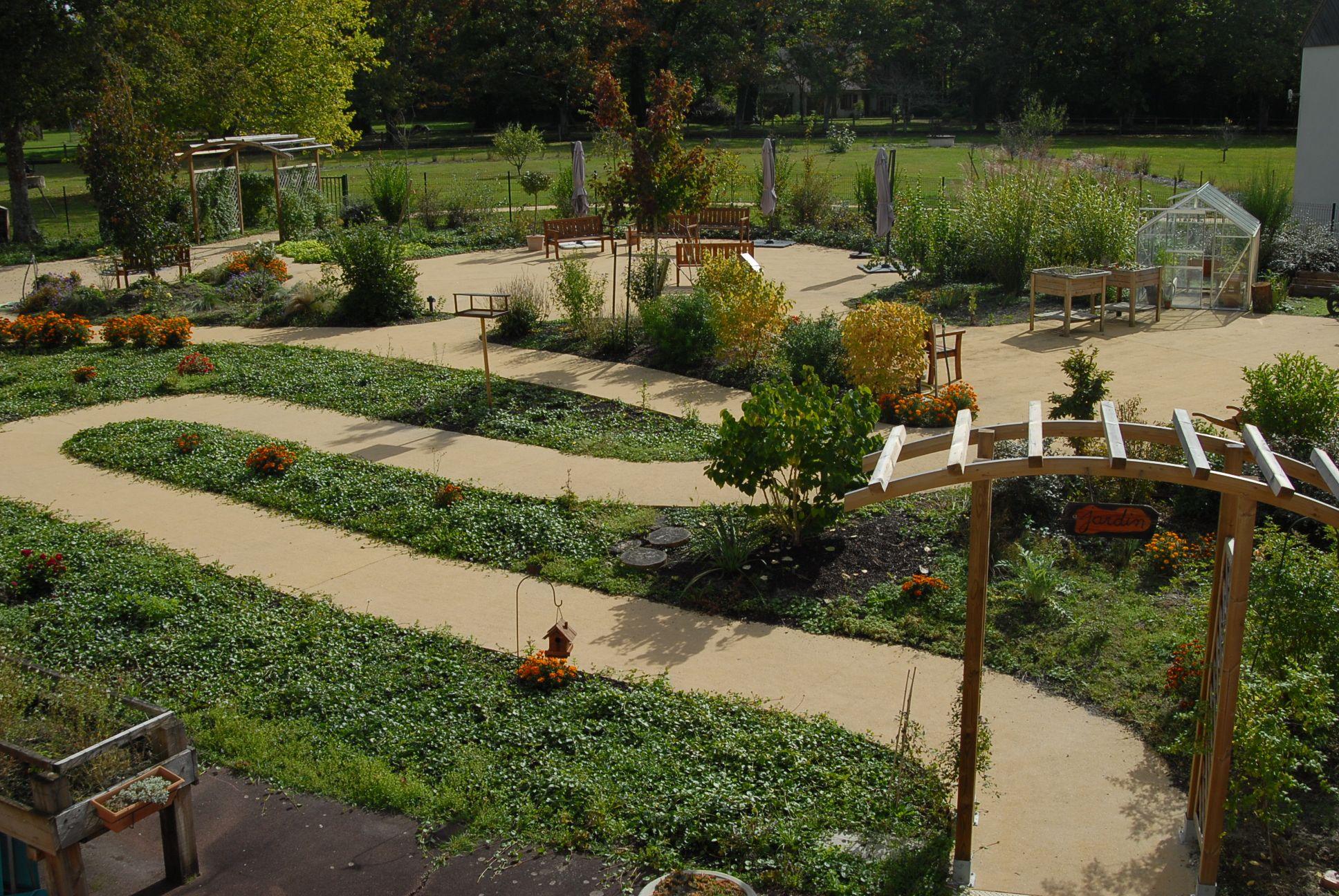 Comment Aménager Un Jardin En Pente Douce | Aménagement Jardin En ...