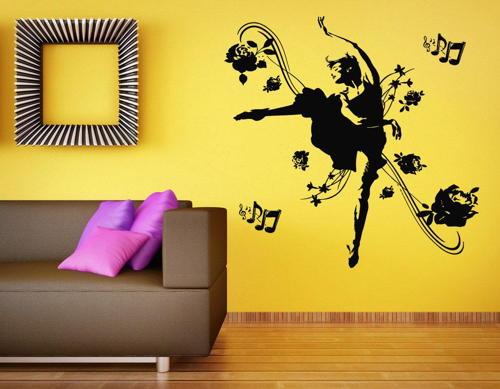 Wall Vinyl Sticker Decals Mural Room Design Pattern Art Decor ...