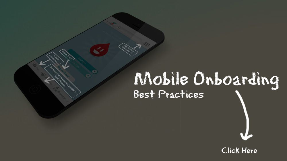 However, there are good number of reasons why developers bank in on mobile onboarding. It makes the life of users a little easy and takes the confusion out of complex apps.
