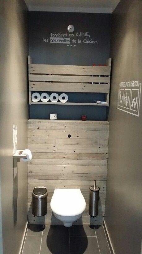 Deco Wc Idee Deco Toilettes Deco Wc Deco Toilettes